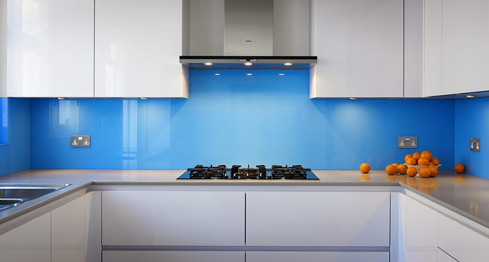 Splashback blue